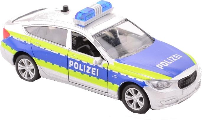 Johntoy politie auto Super Cars met licht en geluid 17 cm