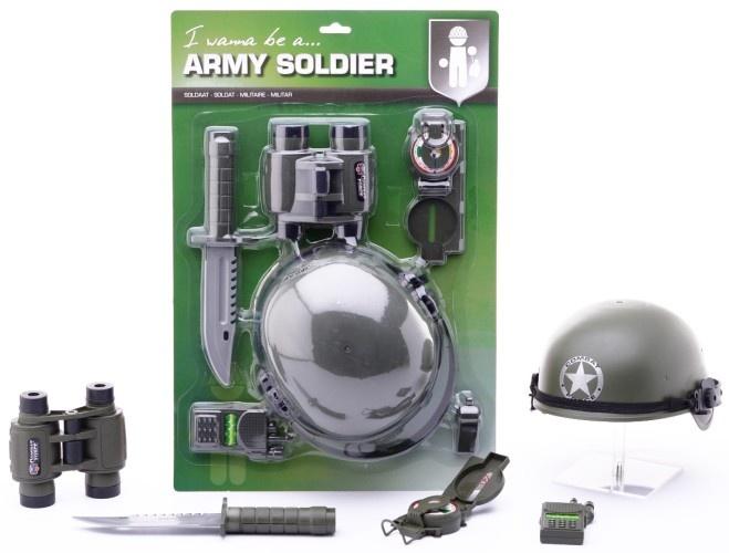 Johntoy Soldaten Speelset Luxe Groen
