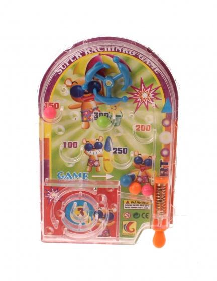 Jonotoys pinball mini game groen 232817
