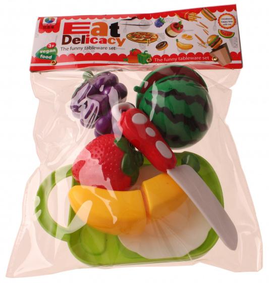 Jonotoys speelgoed fruit Eat Delicacy 10 delig