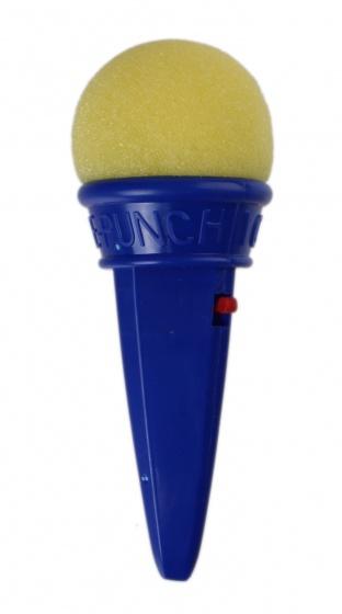 Jonotoys vangspel ijshoorn 17 cm blauw/geel
