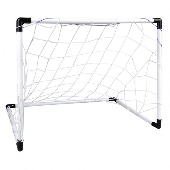 Jonotoys voetbaldoel met bal 56 x 17 x 38,5 cm wit kopen