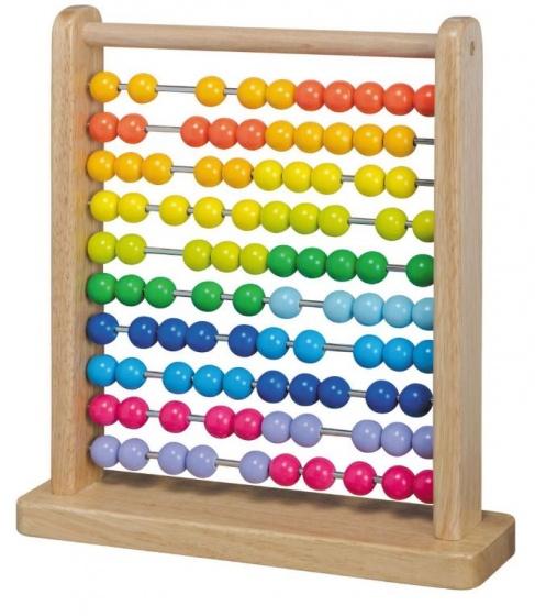Jouco houten telraam abacus