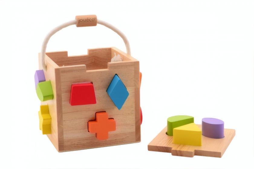 Op Penny Blossoms (fashionbabes vinden hier de beste online shops) is alles over speelgoed te vinden: waaronder kids en specifiek Jouéco vormenstoof junior 16 x 16 x 16 cm hout 13 delig van de online shop internet-toys.com