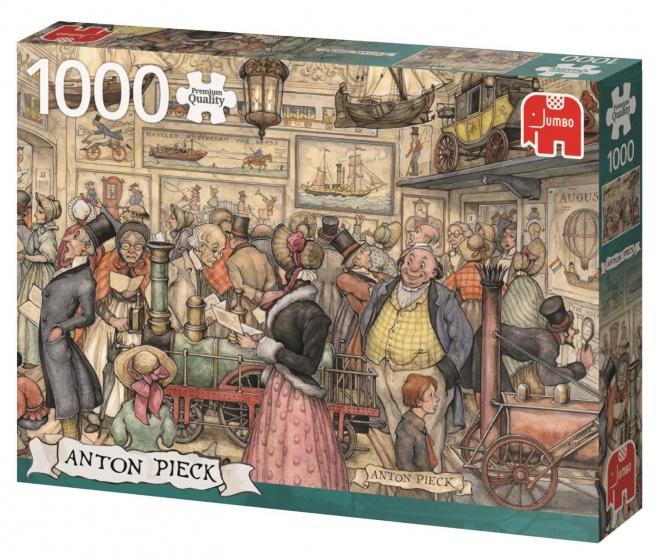 Anton Pieck De Tentoonstelling