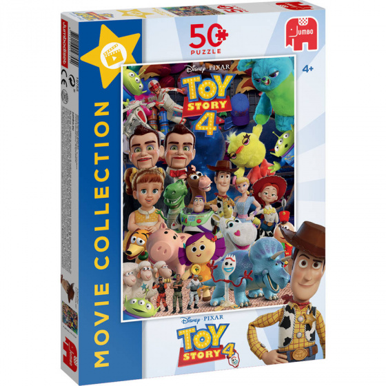 Disney Toy Story 4 Cinema Collection 50 stukjes