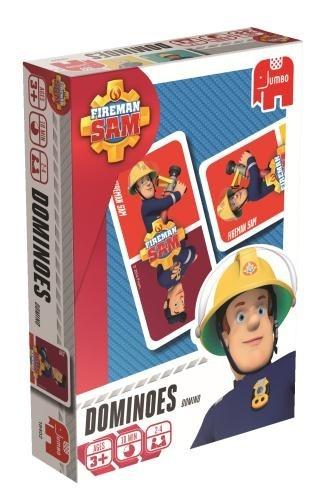 Jumbo Domino Brandweerman Sam