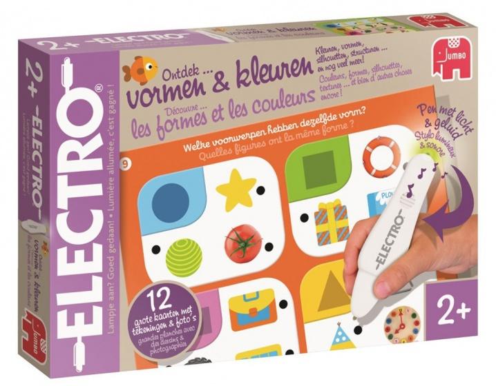 Jumbo Electro Wonderpen Ontdek vormen & kleuren