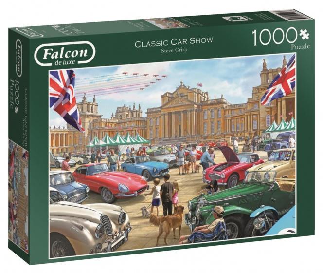 Jumbo Falcon Classic Car Show legpuzzel 1000 stukjes