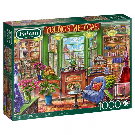 Jumbo Falcon legpuzzel The Pharmacy Shoppe1000 stukjes