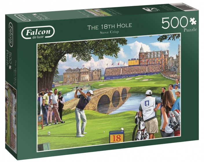 Jumbo Falcon The 18th Hole legpuzzel 500 stukjes
