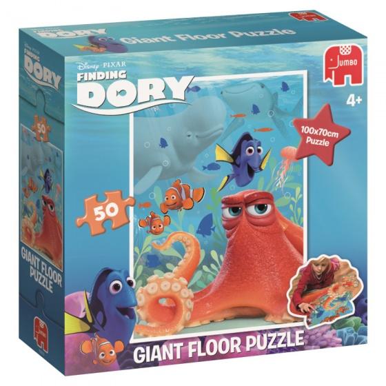 Jumbo Finding Dory vloerpuzzel 50 stukken