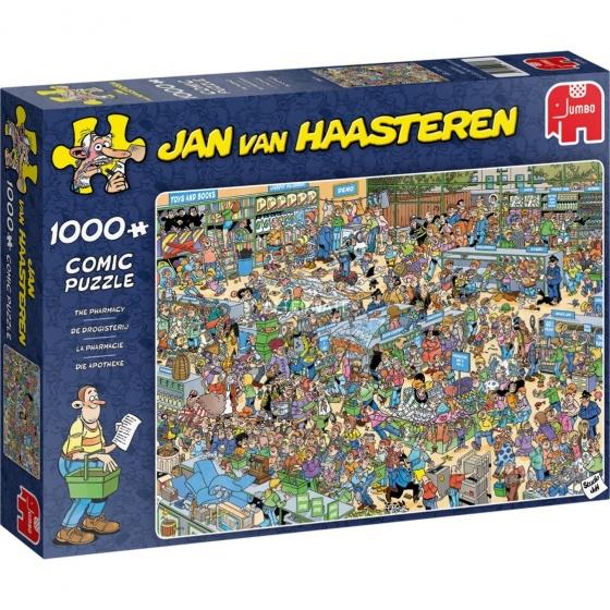 Jan van Haasteren De drogisterij puzzel