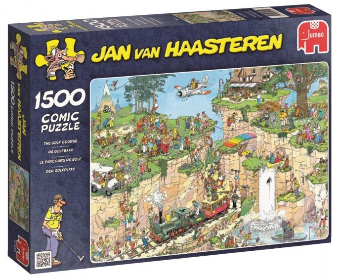 Jumbo Jan van Haasteren De Golfbaan legpuzzel 1500 stukjes