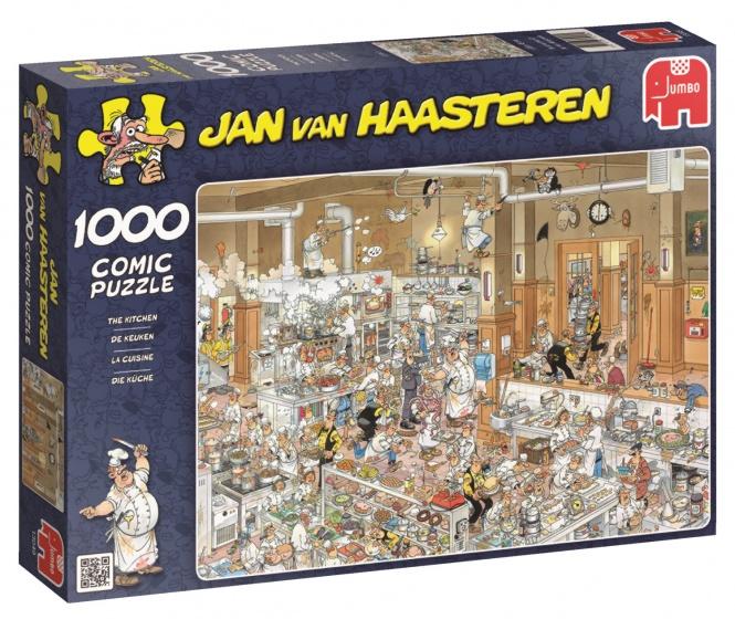 Jumbo Jan van Haasteren De Keuken legpuzzel 1000 stukjes