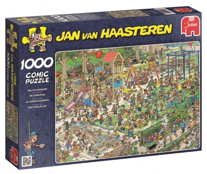 De Speeltuin 1.000 stukjes