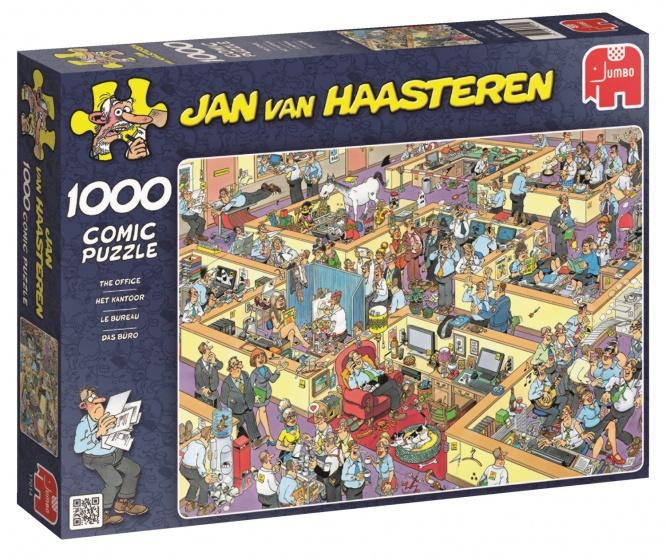 Jumbo Jan van Haasteren Het Kantoor legpuzzel 1000 stukjes