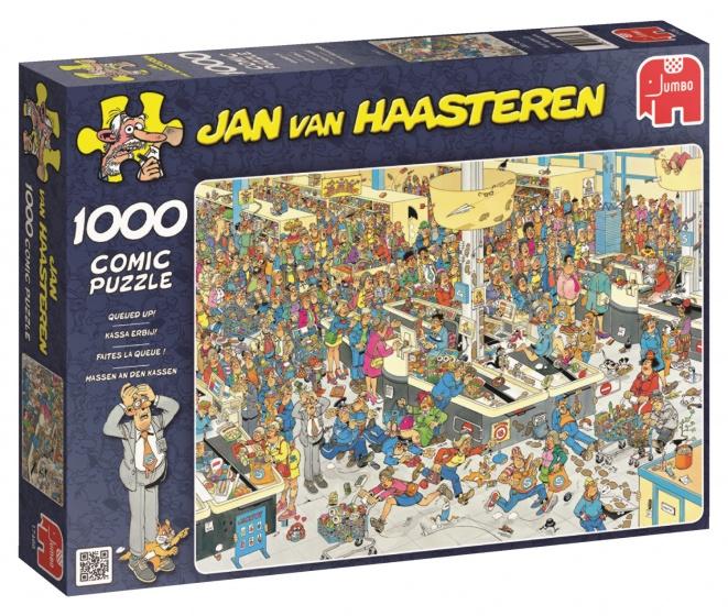Jumbo, Jan van Haasteren Kassa Erbij! (1000 stukjes)
