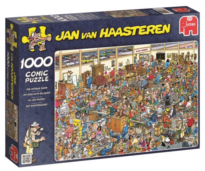 Op zoek naar de schat 1.000 stukjes