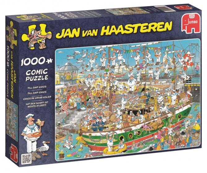 1000 Stuks Jvh Tall Ship Chaos