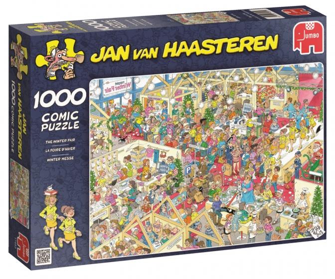 Jan van Haasteren The Winter Fair -