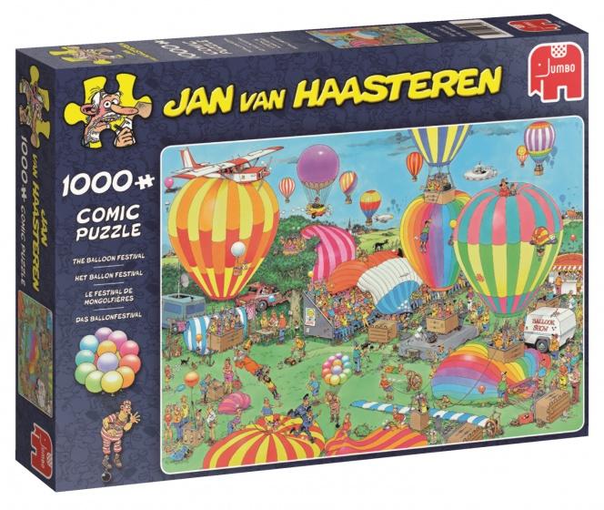 Jumbo Jan van Haasteren Het Ballon Festival 1000 stukjes