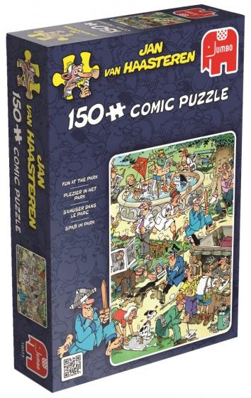 Jumbo Jan van Haasteren puzzel Plezier in het park 150 stukjes