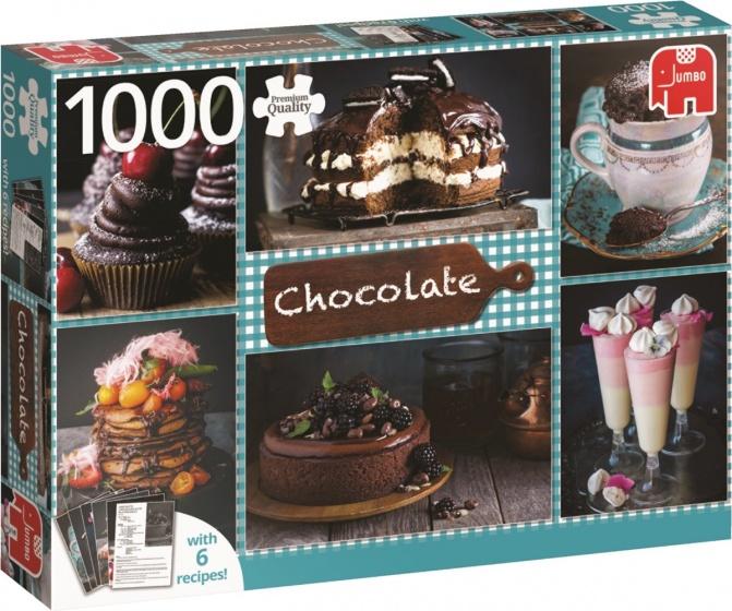 Chocolate + 6 Recipes (1000)