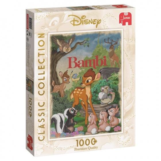 Jumbo legpuzzel Disney Bambi 1000 stukjes