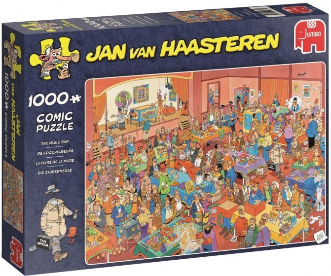Jan van Haasteren The Magic Fair 1000 pcs 1000stuk(s)