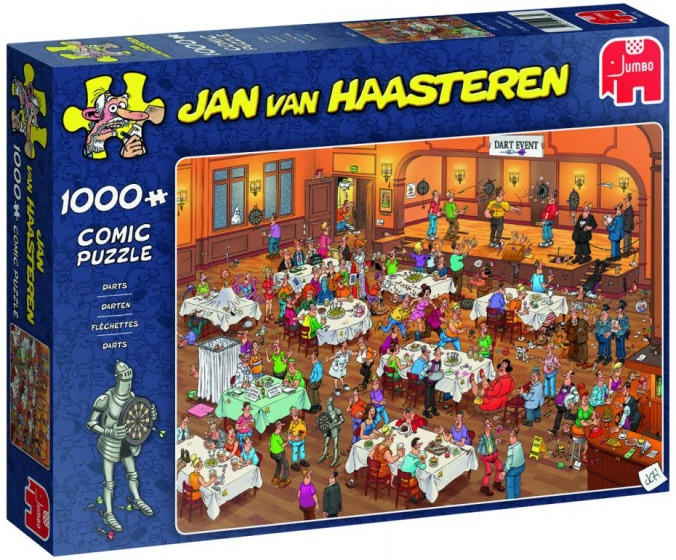 Jan van Haasteren Darts