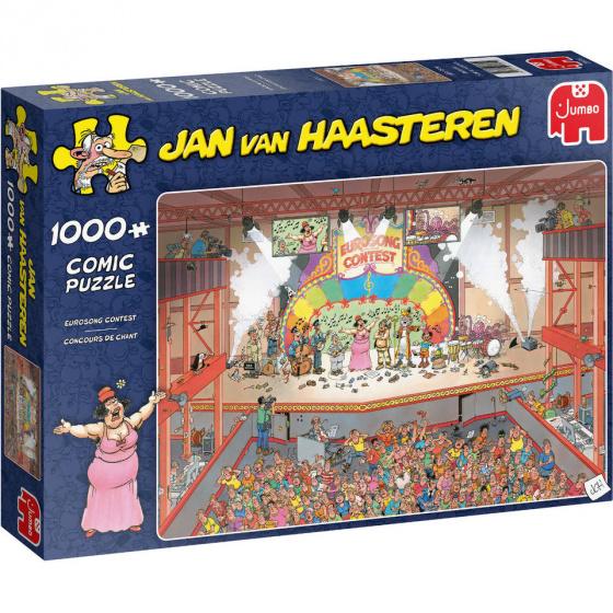 Jumbo JvH puzzel Song Festival 1000pcs