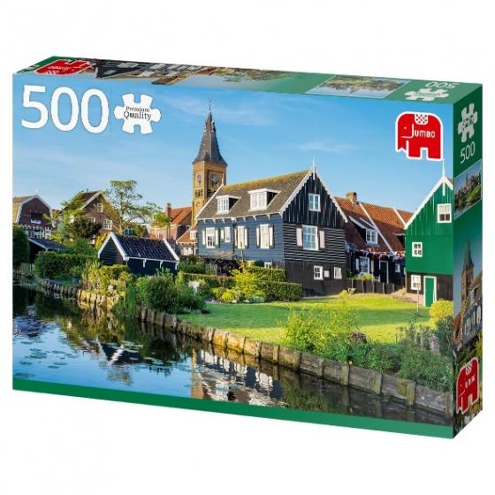 Jumbo legpuzzel Marken The Netherlands 500 stukjes