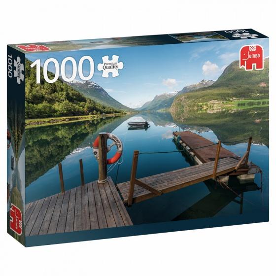 Jumbo legpuzzel Norway 1000 stukjes