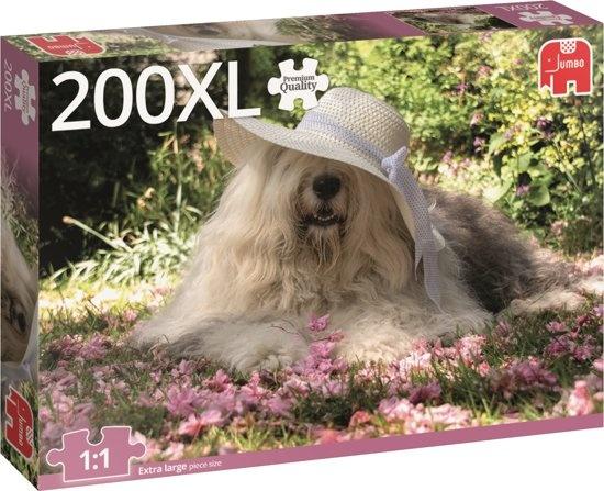 Jumbo legpuzzel Sophie the Dog 200 stukjes XL