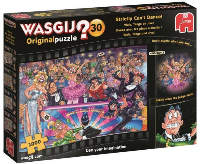 Wasgij Or. 30 INT Wals, Tango en Jive!