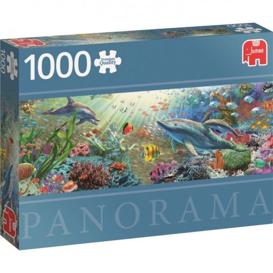 Jumbo legpuzzel Water Paradise 1000 stukjes