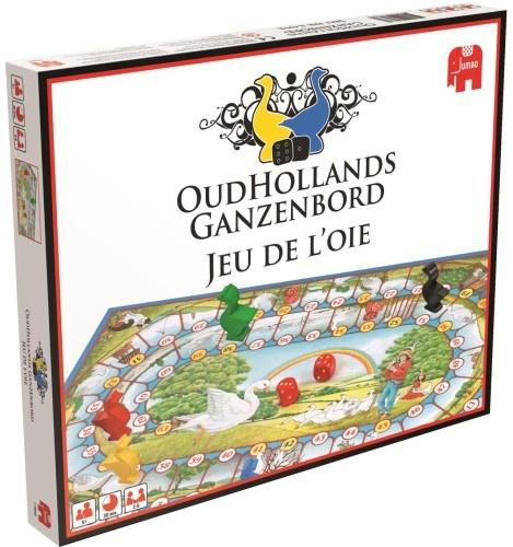 Jumbo Oudhollands Ganzenbord