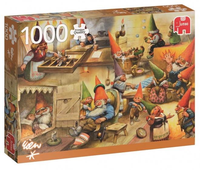Rien Poortvliet puzzel 1000 st