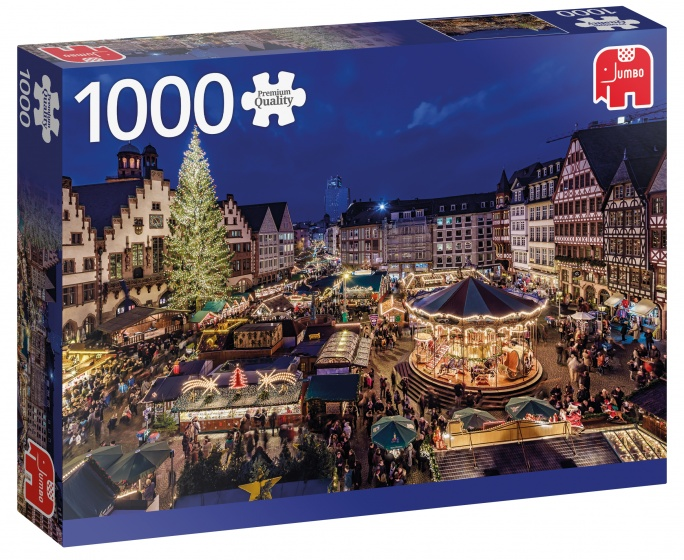 jumbo pc weihnachten in frankfurt in 1000 puzzleteile. Black Bedroom Furniture Sets. Home Design Ideas
