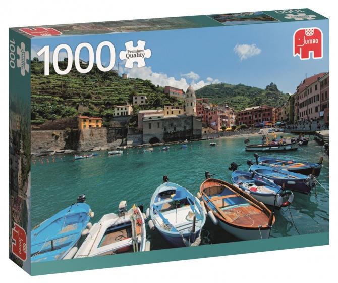 Jumbo PC Cinque Terre legpuzzel 1000 stukjes