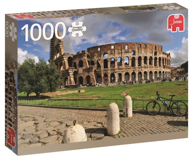Jumbo PC Colosseum Rome legpuzzel 1000 stukjes