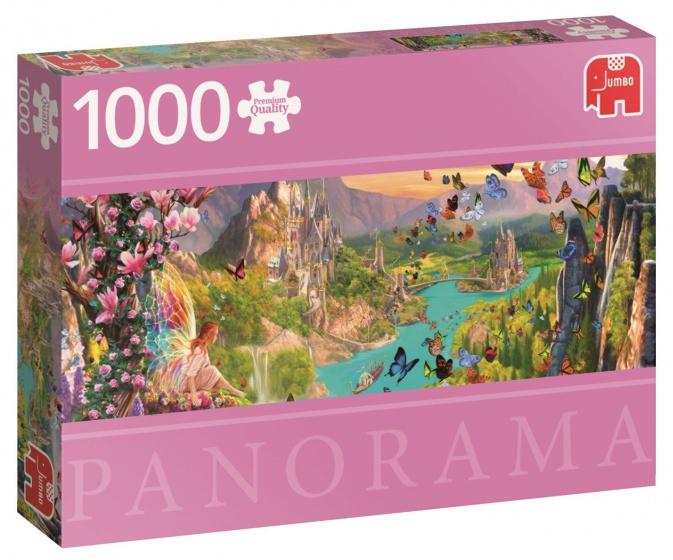 Jumbo PC Fee�nland Panorama legpuzzel 1000 stukjes