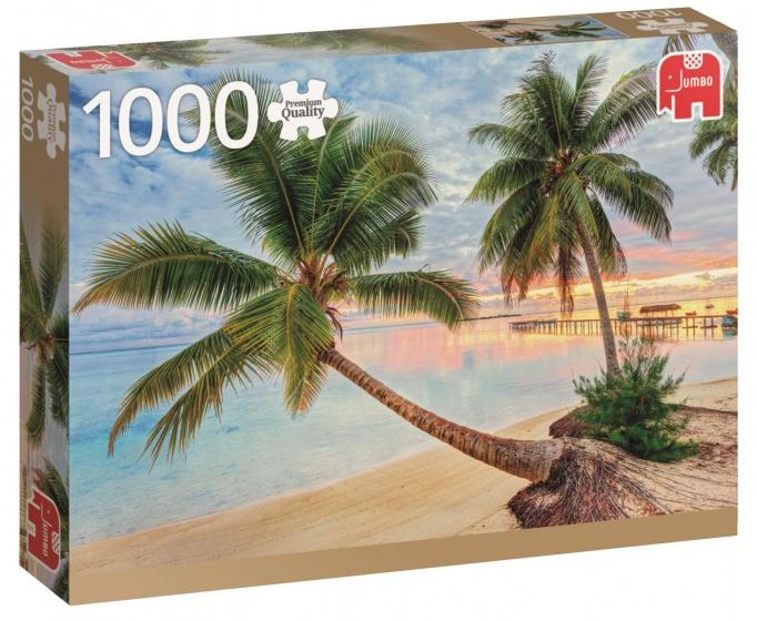 Jumbo PC French Polynesia legpuzzel 1000 stukjes