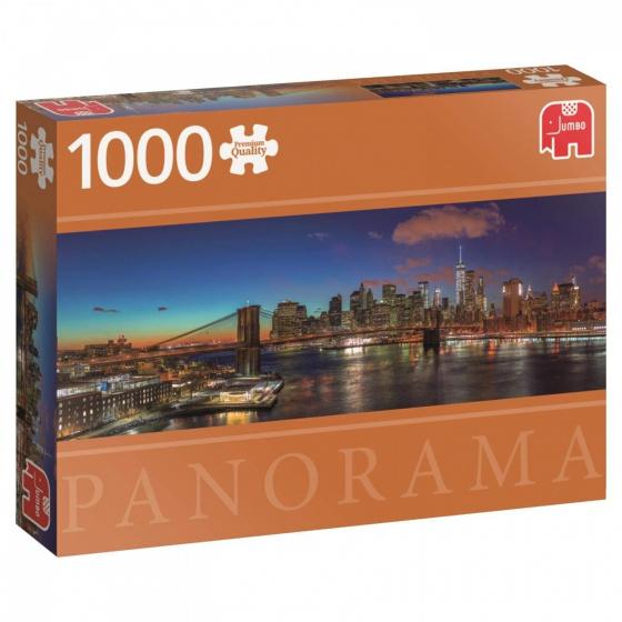 Jumbo PC Hudson Bridge New York legpuzzel 1000 stukjes