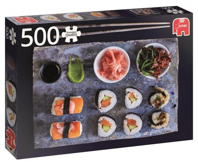 Jumbo PC Sushi legpuzzel 500 stukjes