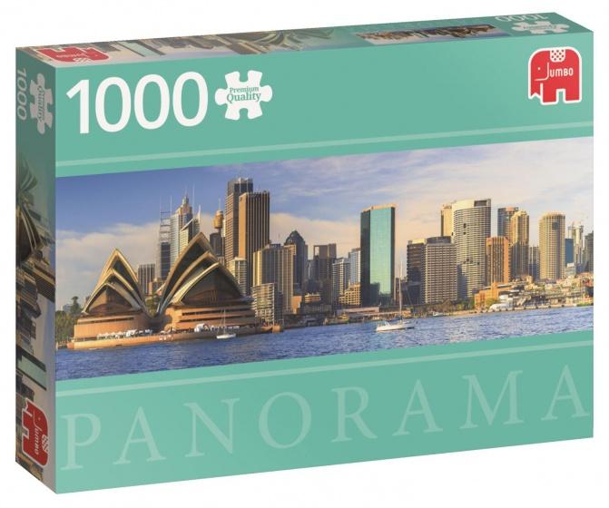 Jumbo PC Sydney Skyline legpuzzel 1000 stukjes
