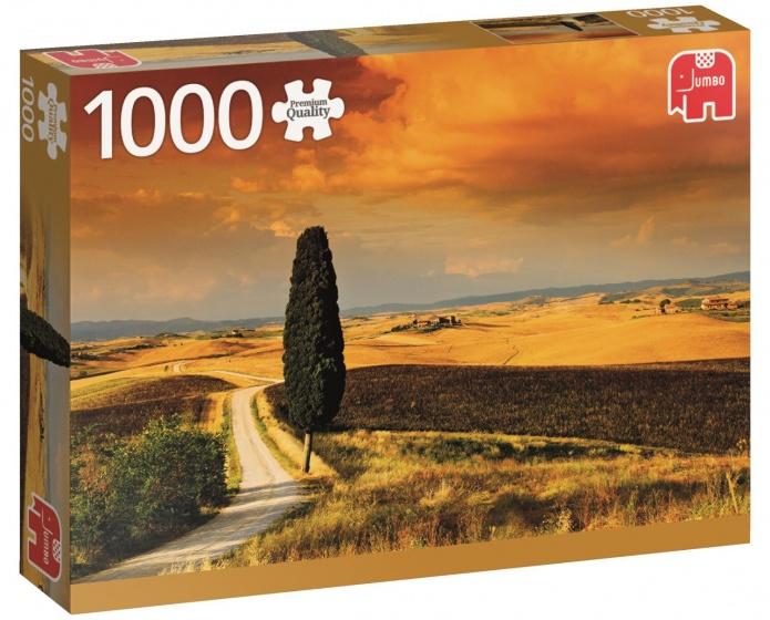 Jumbo PC Tuscan Sunset legpuzzel 1000 stukjes