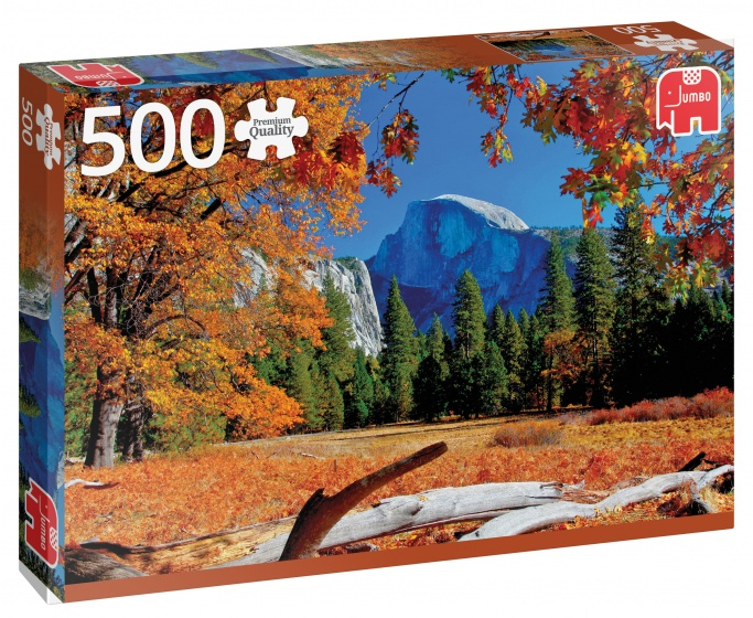Yosemite National Park USA Puzzel 500 Stukjes