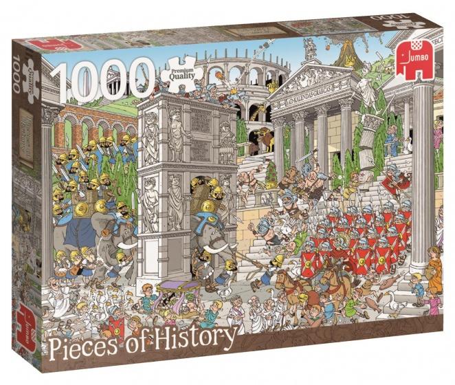 Pieces Of History De Romeinen, 1000st.